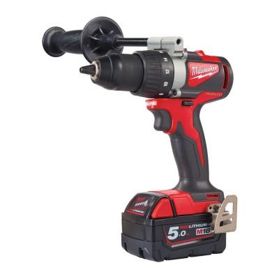 Wiertarko-wrkętarka akumulatorowa 82 Nm M18 BLDD2-502X MILWAUKEE (nr kat. 4933464515)