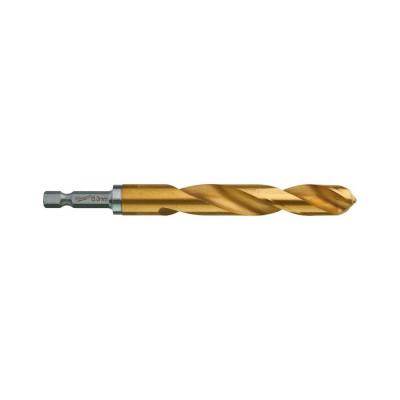 Wiertło do metalu HSS-G TiN fi 13x130 mm HEX MILWAUKEE (nr kat. 48894729)