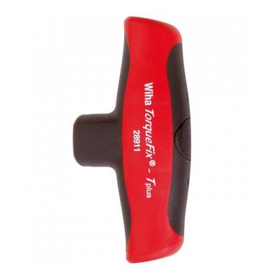 Wkrętak dynamometryczny 12 Nm z rękojeścią T TorqueFix Tplus WIHA (nr kat. 29231)