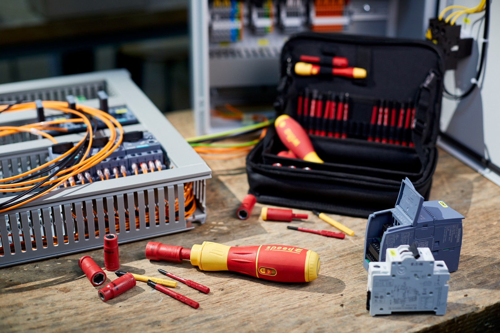 Wkrętak elektryczny speedE II VDE 1000V WIHA (nr kat. 44318)