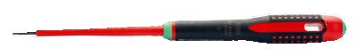 Zestaw wkrętaków izolowanych PH / PŁ 5 szt. slim VDE 1000V Ergo Bahco (nr kat. BE-9881SL)