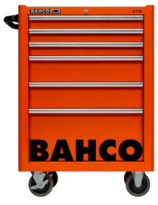 Wózek warsztatowy 6 szuflad Bahco (nr kat. 1475K6)