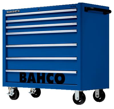 Wózek warsztatowy 7 szuflad Bahco (nr kat. 1475KXL7BLUE)