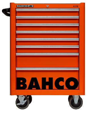Wózek warsztatowy 8 szuflad Bahco (nr kat. 1475K8)