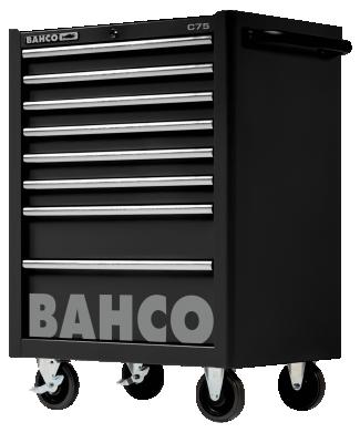 Wózek warsztatowy 8 szuflad Bahco (nr kat. 1475K8BLACK)