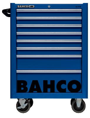 Wózek warsztatowy 8 szuflad Bahco (nr kat. 1475K8BLUE)