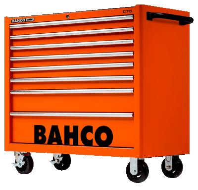 Wózek warsztatowy 8 szuflad Bahco (nr kat. 1475KXL8)