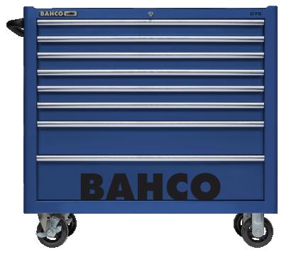 Wózek warsztatowy 8 szuflad Bahco (nr kat. 1475KXL8BLUE)