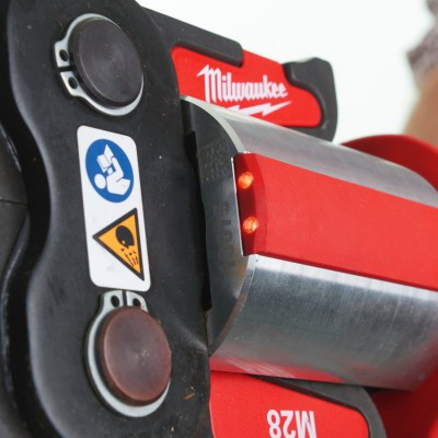 Zaciskarka akumulatorowa do rur miedzianych V-set M18 BLHPT-202C MILWAUKEE (nr kat. 4933451134)