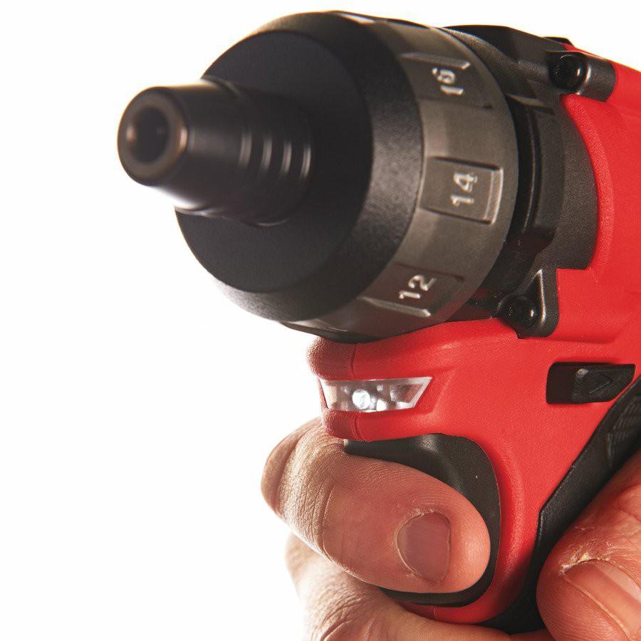 Zakrętarka akumulatorowa 37 Nm M12 CD-0 (nr kat. 4933440450)