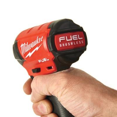"""Zakrętarka udarowa akumulatorowa 1/4"""" HEX 50 Nm M18 FQID-0X MILWAUKEE (nr kat. 4933459187)"""