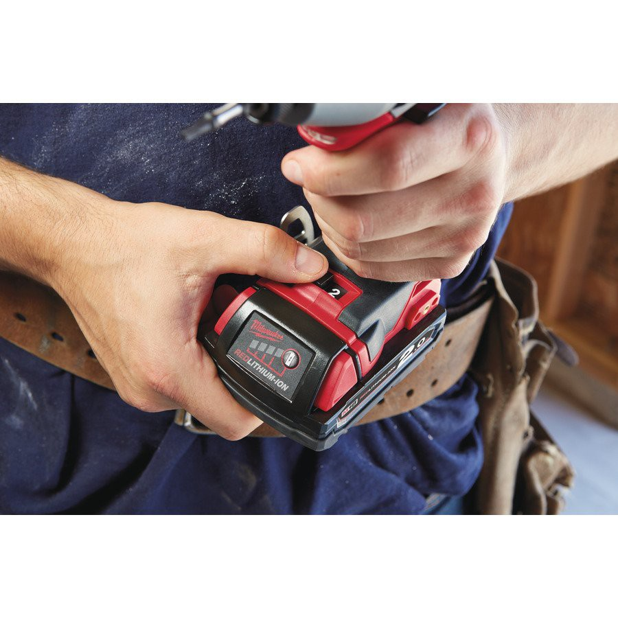 Zakrętarka udarowa akumulatorowa M18 BID-0 MILWAUKEE (nr kat. 4933443570)
