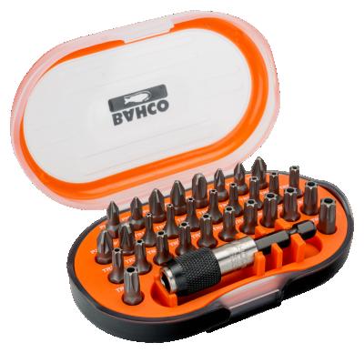 "Zestaw bitów 1/4"" 100 cz. Bahco (nr kat. 59/S100BC)"