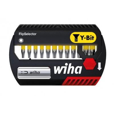 Zestaw bitów udarowych Y 25 mm 13szt. FlipSelector WIHA (nr kat. 41828)