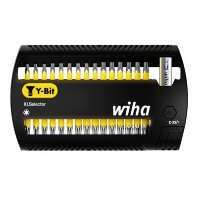 Zestaw bitów udarowych Y 25 mm 31szt. XLSelector WIHA (nr kat. 41833)