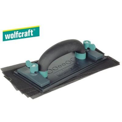Zestaw do szlifowania ręcznego WOLFCRAFT (nr kat. WF8722000)