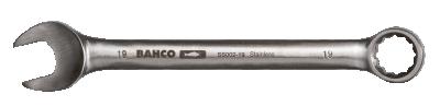 Zestaw kluczy płasko-oczkowych nierdzewnych 8-19 mm, 9 cz. Bahco (nr kat. SS002-9-2)