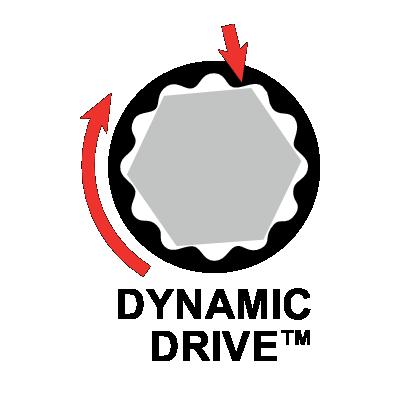 Zestaw kluczy płasko-oczkowych z grzechotką 8-19 mm 8 el. Dynamic-Drive Bahco (nr kat. 1RM/SH8)