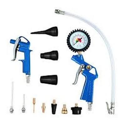 Zestaw osprzętu pneumatycznego 13-częściowy SCHEPPACH (nr kat. SCH7906100710)