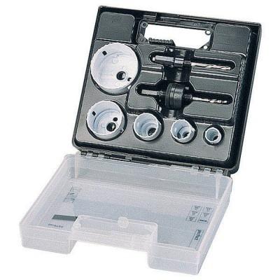 Zestaw otwornic BiM 20-68 mm instalacje elektryczne i sanitarne WOLFCRAFT (nr kat. 3498000)