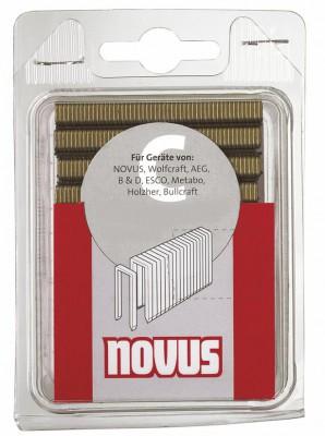 Zszywki typ C 4/18 INOX 1100 szt. NOVUS (nr kat. NV042-0459)