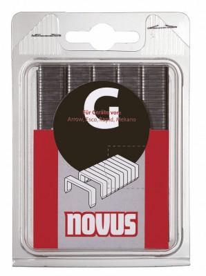 Zszywki typ G 11/8 1200 szt. NOVUS (nr kat. NV042-0385)